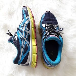 Asics T2H9Q Gel Extreme 33 Running Sneakers shoes